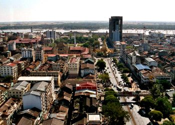 Plans devised for New Yangon City
