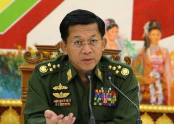 Myanmar military denies dispute with the government
