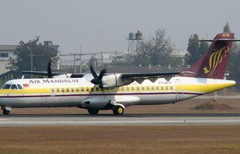 Local carrier Air Mandalay halt services