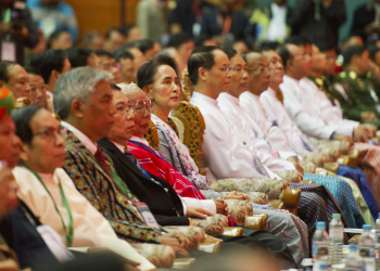 Government and NCA groups peace summit success