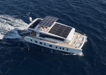 Myeik welcomes Asia's first solar yacht