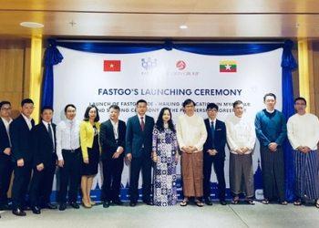 FastGo to launch service in Myanmar