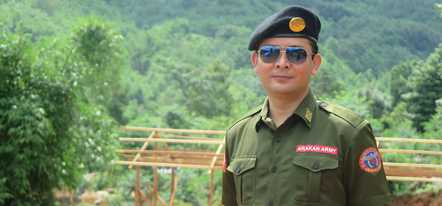Chief of Arakan Army plans to establish HQ in Rakhine - Thura Swiss