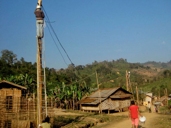 5080 villages to receive electricity with World Bank support this year