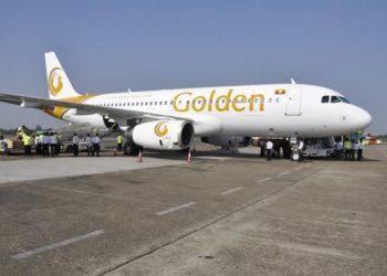 Golden Myanmar Airlines breaks jet fuel monopoly