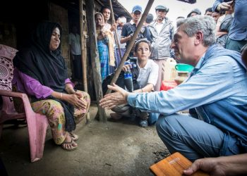 UNHCR - UN refugee chief visits Myanmar this week