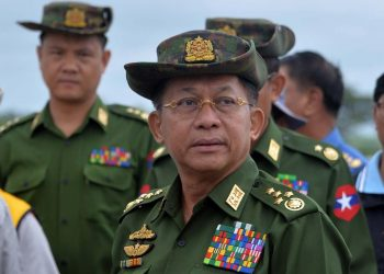 U.S. imposes travel restrictions on Myanmar military leaders over 'atrocities'