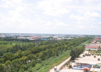 New industrial zones planned at 11 townships in Yangon Region