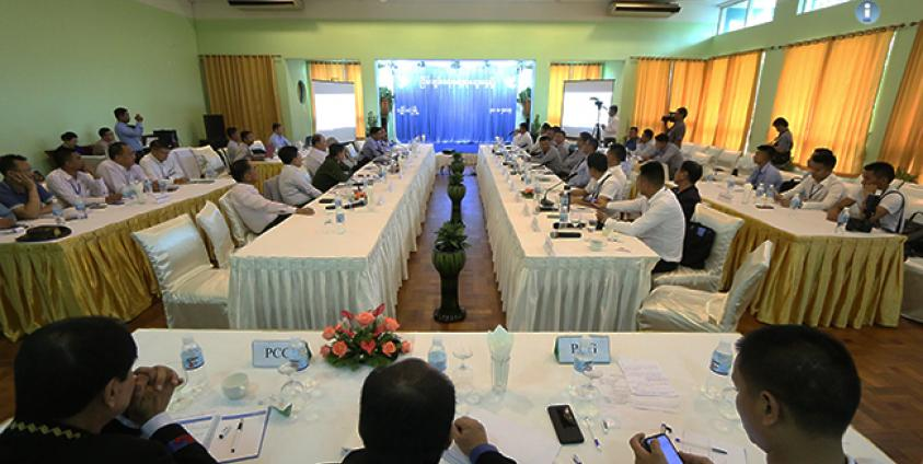 No Cease-fire Deal With Northern Alliance, But Parties Agree to Another Meeting in Myanmar